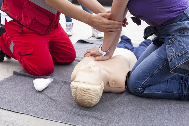 First Aid Work Refresher