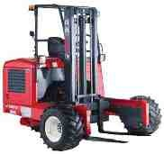 Vehicle Mounted Lift Truck